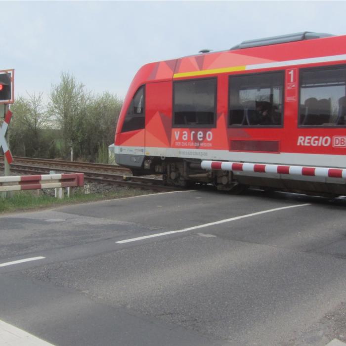 Erneuerung von Bahnübergängen im RN ERM
