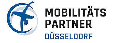 Logo Mobilitätspartner Düsseldorf